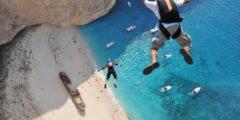 Бейсджампинг – разновидность парашютного спорта