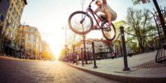 Велосипедный мотокросс (BMX)