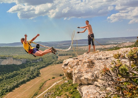 ropejumping