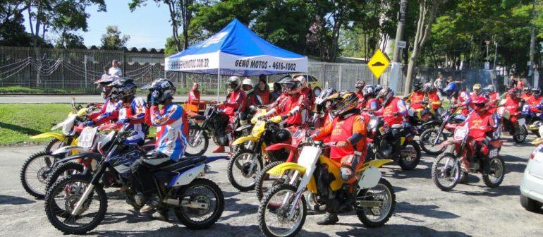 Первый международный чемпионат по гонкам на мотоциклах