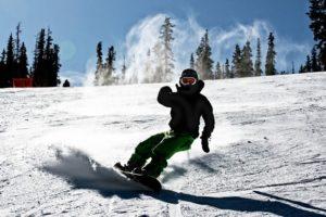 Физическая польза сноубординга