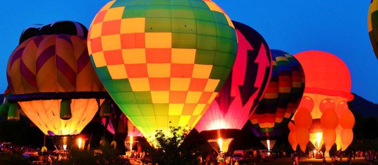 Полеты на воздушном шаре (аэростате)