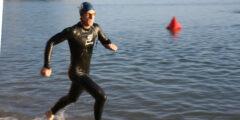 Бег по воде или водный альпинизм