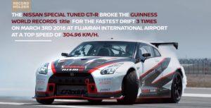 Nissan-GT-R_Record_time_speed-drift_Japanese_Masato_Kawabata