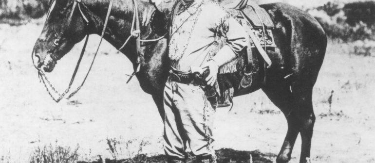 Самый известный ковбой в истории