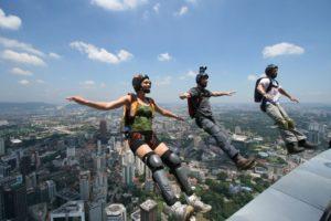 Пять самых экстремальных видов спорта