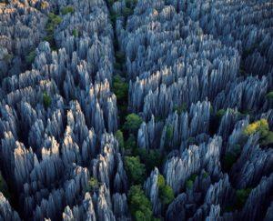 Уникальные места Шилинь – китайский каменный лес