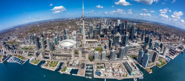 Лучшие туристические направления Канады — Торонто