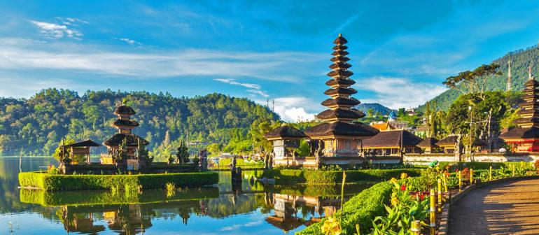 Бали — древность, омываемая морем