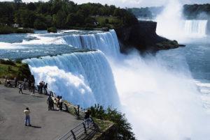 Ниагара «гремящая вода»