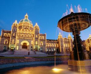 Лучшие туристические направления Канады – Виктория