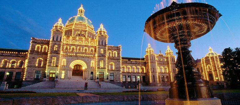 Лучшие туристические направления Канады — Виктория