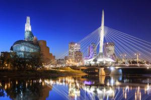 Лучшие туристические направления Канады - Виннипег