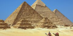Египет – археология и курорт.