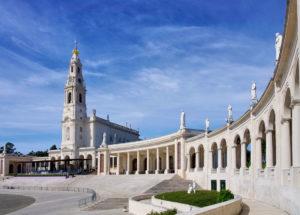Отдых в городе Фатима, Португалия