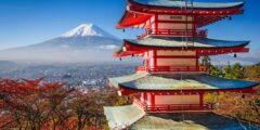Япония. О стране восходящего солнца.