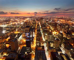 Йоханнесбург. Южная Африка (ЮАР)