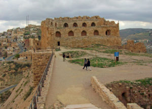 Город Карак, Иордания