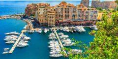 Монако. Отдых и туризм