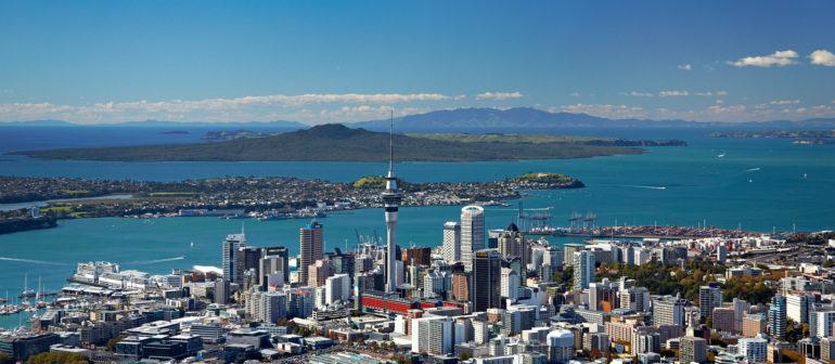 Отдых в Окленде, Новая Зеландия