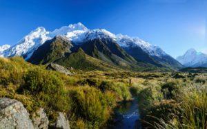 Отдых в Новой Зеландии
