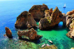 Отдых в Алгавре, Португалия