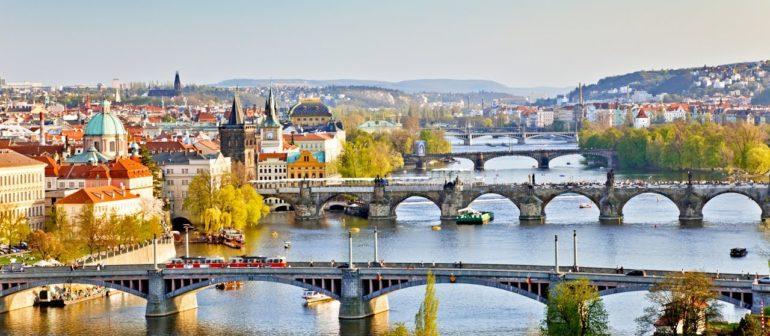 Загадочная столица Чехии — Прага