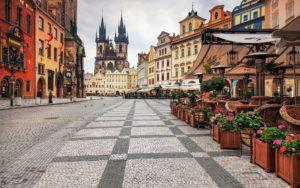 Загадочная столица Чехии - Прага