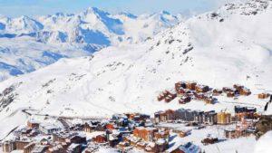 Горные лыжи во Франции