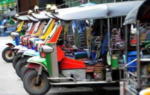 Туристическая Мекка - Королевство Таиланд