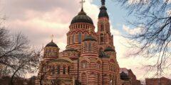 Лучшие туристические направления Украины – Харьков