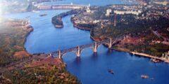 Лучшие туристические направления Украины – Запорожье