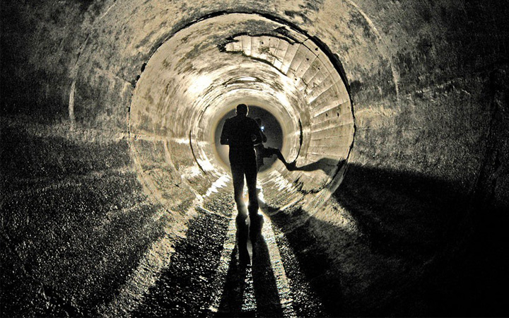 Диггерство — необычные приключения под землей.