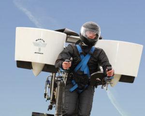JetPack, как средство перемещения.