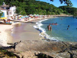 Отдых в Бузиос, Бразилия