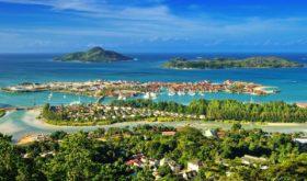 Самые экзотические, райские острова на планете.