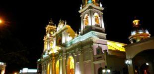 Красивые места — город Сальта (Salta)