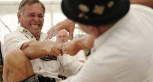 Борьба на пальцах рук (Фингеррестлинг)