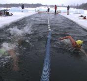 Ледяное плавание (Ice swimming)