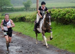 """Марафон """"Человек против лошади"""" (Man versus Horse)"""