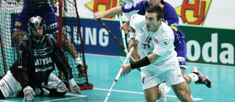 Флорбол (floorball)