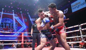 Тайский бокс или Муай-Тай