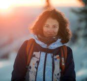 Анна Орлова — настоящий экстремал!