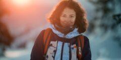 Анна Орлова – настоящий экстремал!