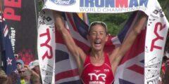 Крисси Веллингтон (Chrissie Wellington) – рекордсменка триатлона из Великобритании