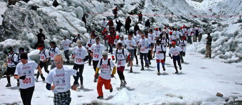 Марафон Эверест (Everest Marathon)
