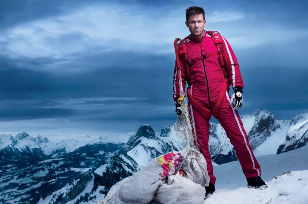 Феликс Баумгартнер (Felix Baumgartner) - настоящий экстремал!