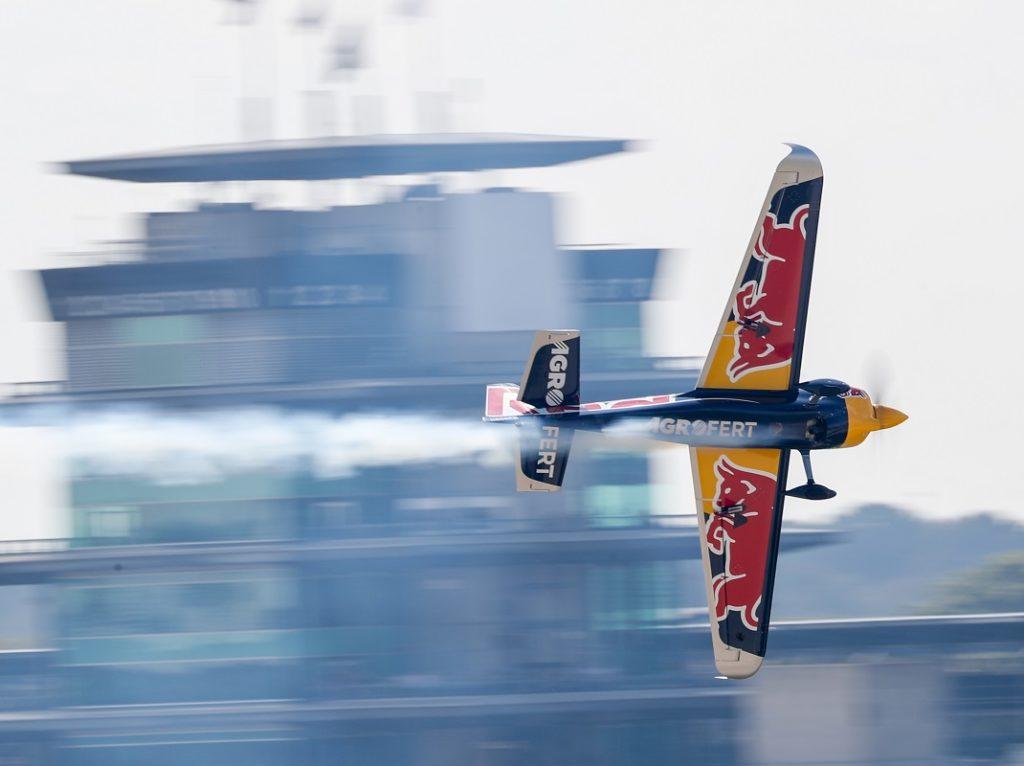 Экстремальные гонки на самолетах