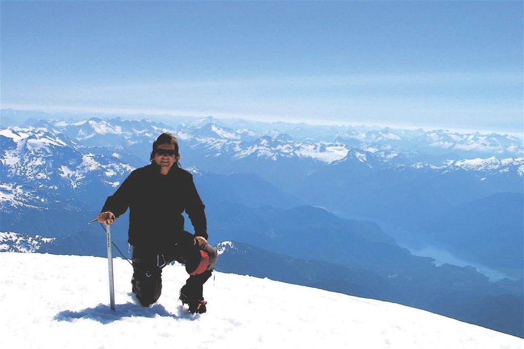 Райнхольд Месснер (Reinhold Messner) - настоящий экстремал!
