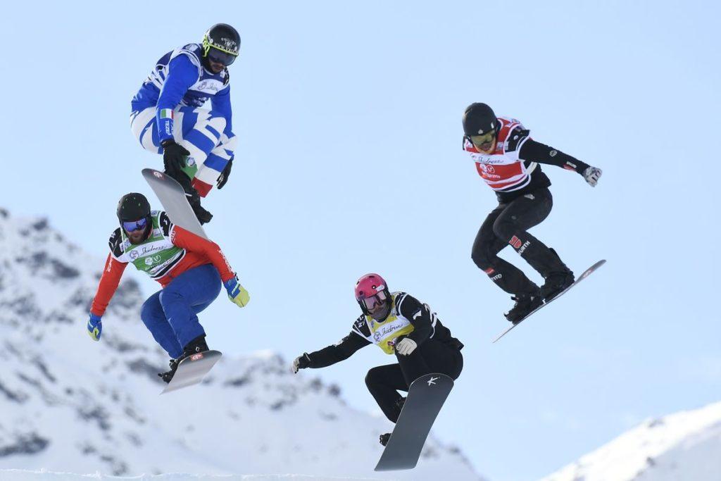 Сноуборд-кросс (бордер-кросс, борд-кросс, Snowboard cross)